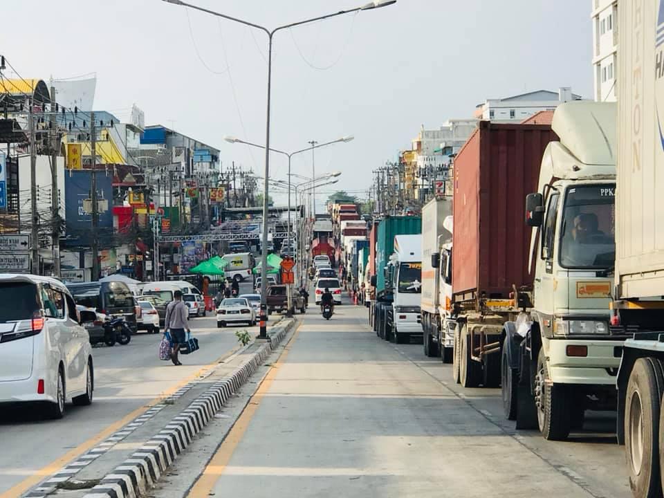 รายงานภาวะการค้าชายแดนไทย-มาเลเซีย และการค้าระหว่างประเทศจังหวัดสงขลา ประจำเดือน กรกฎาคม 2564